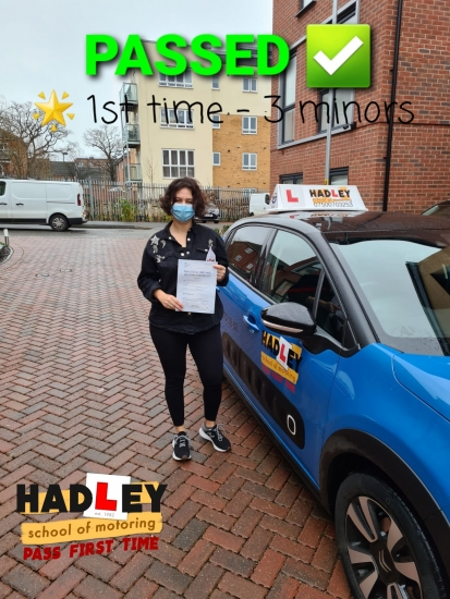 18/12/2020 - Thank you so much Mike for preparing me for my test in such a short space of time! Highly recommend
