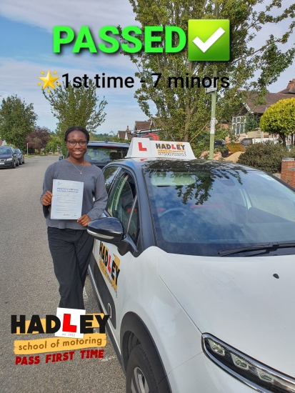 27/08/2020 - Paul is very patient and an understanding driving instructor. He teaches his students to be good drivers not just to pass a test and does so very well. Throughout the Covid-19 period, he has updated me with changes, was very helpful with re-booking my test, and has introduced safety mea