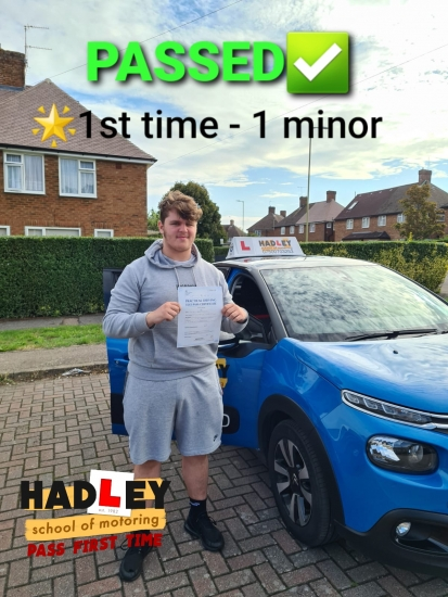 27/08/2020 - Mike was very calm and patient which really helped me to grow my confidence to be a good driver and pass my test first time! Thanks again Mike!