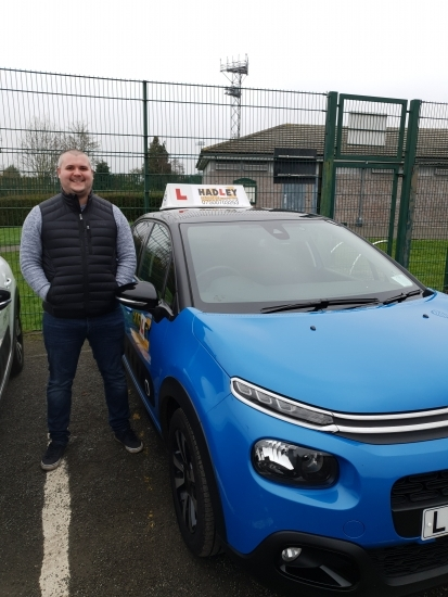 Mike has been an Approved Driving Instructor since March 2020 following 6 months teaching on his Potential Driving Instructor licence. He is a close family friend and is enthusiastic in his career change.<br />