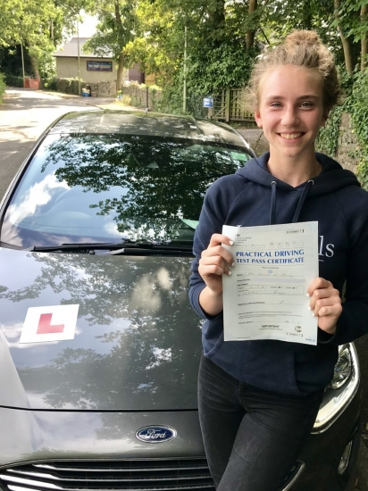 Thank you so much Pete ! Definitely picked the right instructor, always calm which helped my driving a lot but great at giving constructive criticism to ensure I passed my test 😁🚗 I felt at ease during my test thanks to this and would 100% recommend to anyone learning to drive, thank you again !