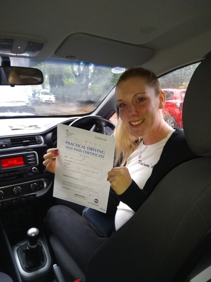 Huge congratulations go to Amy, who passed her driving test this morning and with only 6 driver faults. Amazing when you consider that with both of us being in holiday for the last 2 weeks, her only drive was 30 mins before her test. Brilliant, well done. It´s been an absolute pleasure taking you for lessons. Enjoy your independence and stay safe 😊ðŸ'�