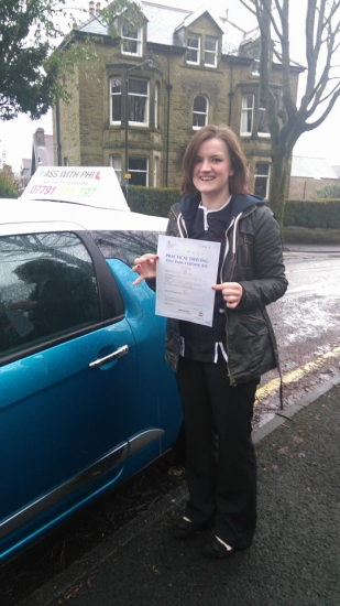 Out with the green and in with the pink<br /> <br /> Massive congratulations to Annie who overcame the nerves to pass her driving test this morning28th January and with only 2 driver faults Itacute;s been an absolute pleasure taking you for lessons and helping you achieve your goal Enjoy your independence and stay safe Gunna miss the cake you use to bring to lessons