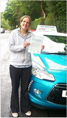 Massive congratulations to Hannah who passed her driving test this morning in Buxton at the first attempt and with only 2 driver faults An excellent drive well done She joins that exclusive club of passing both theory and driving test first time Itacute;s been an absolute pleasure meeting you and helping you achieve your goal Enjoy your independence and stay safe