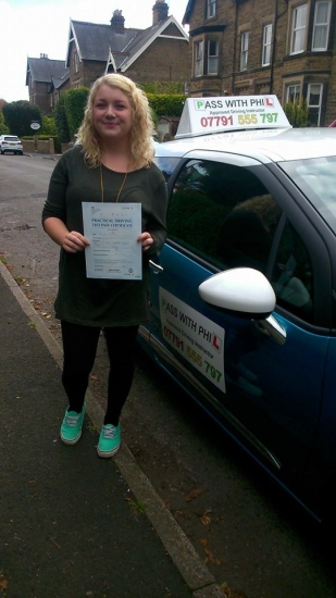 Out with the green and in with the pink Another first time pass this time for Jadewho passed today in Buxton and with only 6 faults She joins that exclusive club of passing both theory and driving test first time Itacute;s been an absolute pleasure meeting you and helping you achieve your goal Enjoy your independence and stay safe
