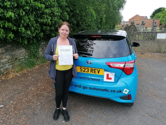Would highly recommend Stuart, calm, patient and all around top guy. Stuart has helped me build confidence and today I passed my test on the first attempt, im really happy thanks again Stuart xx