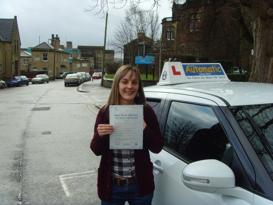 Oh my god Just passed my driving test first time Holy hell Dunno what to do with myself thank you Stuart Wilkinson you have been amazing and canacute;t thank you enough Roll on pass plus your not getting rid of me yet XX