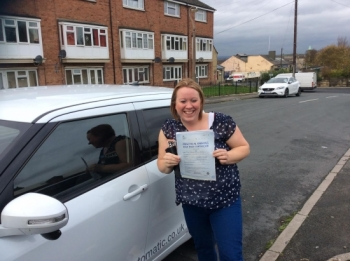 Donna K - Brighouse
