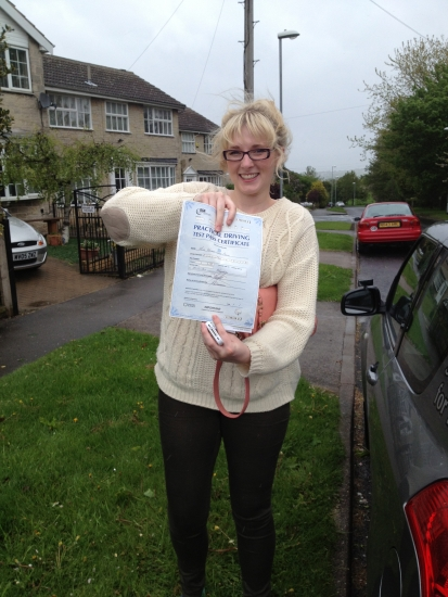 Very happy and cheerful instructormakes you feel at ease and confident whilst learning to drive gives supportive feedback at the end of every lesson so you know what to work on would recommend to family and friends<br /> <br /> June 2013