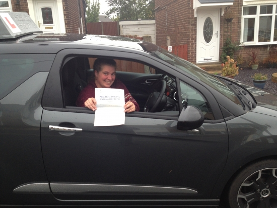 Richard is the best driving instructor around helped me pass first time
