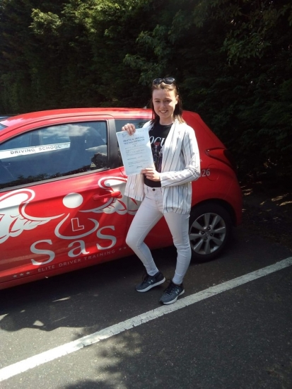 Passed 1st Time<br /> 22/05/2019<br /> Instructor Brian Norris