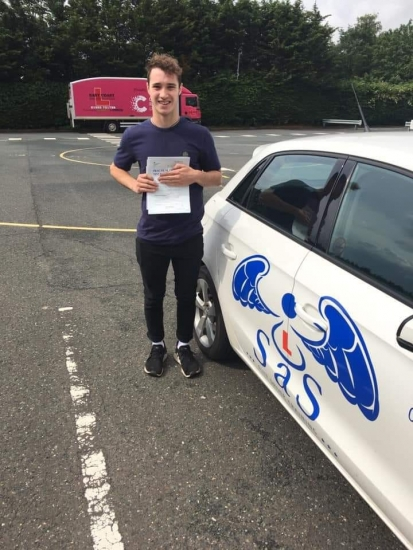 Passed 13/06/2019<br /> Instructor Garry Whitehead