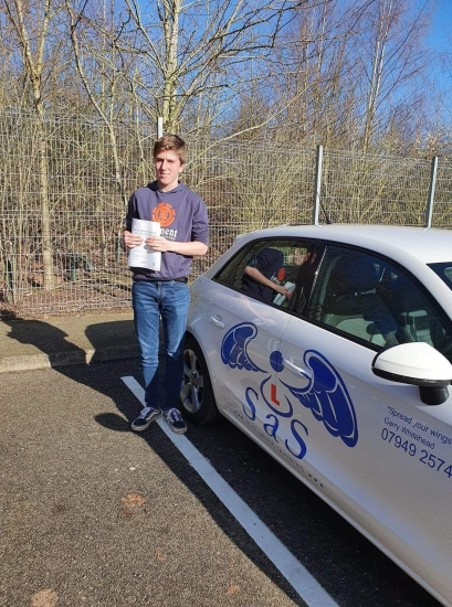 Passed 3/03/2020<br /> Instructor Garry Whitehead