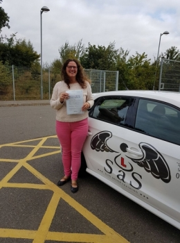From Erpingham!<br /> Passed 6/10/2017<br /> Instructor Sharon Cox