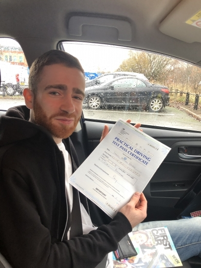 Just passed my test (8/12/2018) in Borehamwood thanks to the excellent teaching instruction from Steven.He was calm, patient and explained everything in a way that was easy to understand. <br /> Would highly recommend Steven Davies 001 Driving Academy. <br /> Thank you Steven !