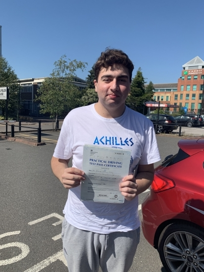 Dear Steven.. I'd like to thank you so much for your patience, experience and attitude to teaching, I could not have wished for a better instructor. Thank you for helping me pass FIRST time. Michael