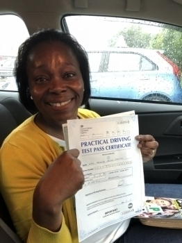 A friend recommended Steven as an excellent driving instructor in my local area, Borehamwood. I was a bit skeptical and didn't want to take her word for it but still called Steven for a trial lesson. After our initial meeting and halfway through the trial lesson, I knew he was the right instructor for me. Steven was patient and very supportive. He was personable and an excellent tutor. And I pas