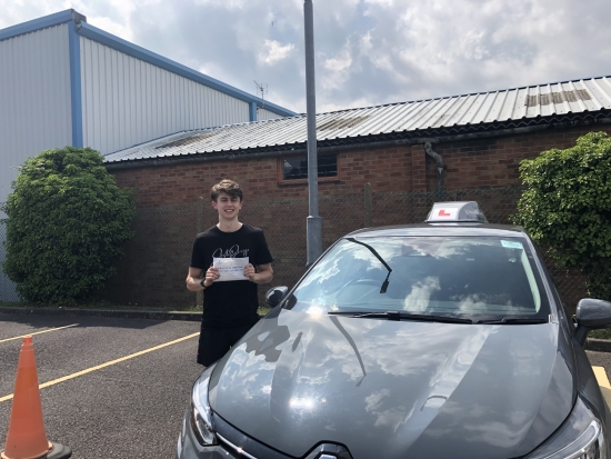 """""""Louise"""" was a fantastic driving instructor who made me feel very relaxed when driving and couldn't have been more helpful when it came to booking a test.<br /> <br /> I would very highly recommend """"Louise"""" and StreetDrive. <br /> <br /> Passed Thursday 1st July 2021."""