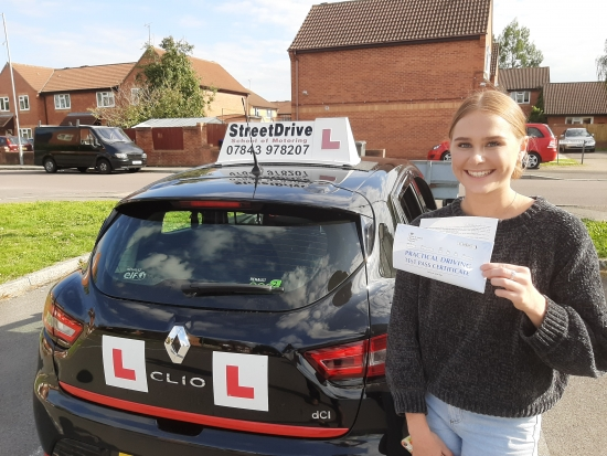 Passed my driving test yesterday. I've thoroughly enjoyed my lessons with Roger. He was informative, patient and friendly making learning to drive a fun experience.  <br /> <br /> I highly recommend him to anyone wanting to learn to drive.<br /> <br /> Passed Tuesday 29th September 2020.