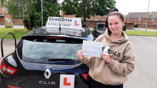 """""""Roger"""" was a fantastic driving Instructor put me at ease and made me feel very comfortable, couldn´t of asked for a better Instructor.<br /> <br /> Passed Tuesday 22nd June 2021."""