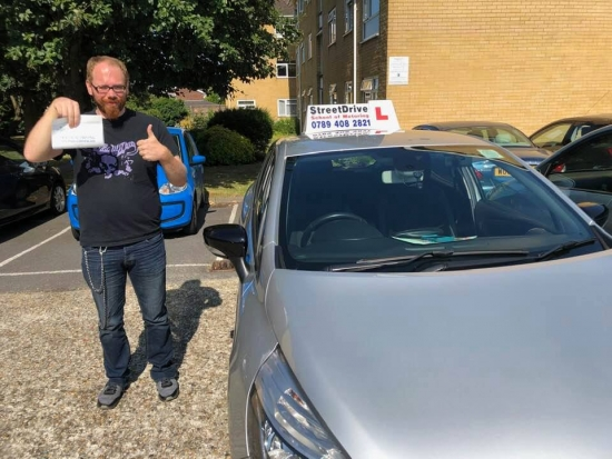 Fantastic driving instructor, very helpful and patient with me. <br /> <br /> Got me through my test 'first time' despite having not driven a car for over 10 years. Many thanks Shaun - Passed Tuesday 16th July 2019.
