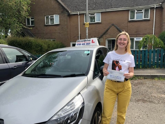 I had such an amazing experience learning to drive with 'Shaun', I'd never driven before but passed 'first time' thanks of StreetDrive.<br /> <br /> <br /> I would Very highly recommend to everyone, definitely give them a call - Passed Thursday 16th May 2019