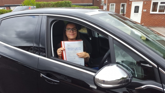 Passed my test 1st time today. <br /> <br /> So pleased couldn´t have done it without the support of my driving instructor (Bradley) Thankyou.. <br /> <br /> Passed Wednesday 5th August 2020.
