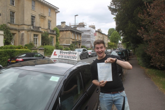 A really enjoyable and equipping time of learning to drive <br /> <br /> <br /> <br /> I learned a lot in the small space of time and passed my test first time <br /> <br /> <br /> <br /> I would very highly recommend - Passed Saturday 13th May 2017
