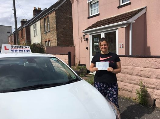 Really enjoyed my lessons with Louise she made me feel at ease which gave me the confidence on the road <br />