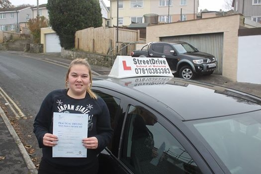 I just want to say a massive thank you to Phil for helping me pass my test yesterday morning and at the first attempt I did a crash course last week as I needed to pass my test by the end of this month <br /> <br /> <br /> <br /> Phil was brilliant and very patient I will definitely be recommending him and StreetDrive to all my friends and family - Passed Monday 5th December 2016