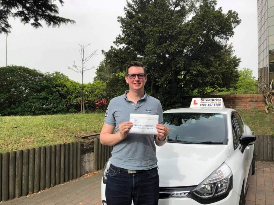 A fantastic driving school for someone looking to start out. 'Louise' was very understanding and very patient. <br /> <br /> She is really good and sitting with you and helping you understand your thought processes, and helps fill in the gaps in your skills with extra lessons. Highly recommended - Passed Monday 22nd April 2019.