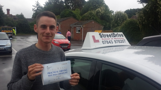 My driving lessons with Roger were great he is a very professional instructor He was very helpful with any questions he was asked <br />