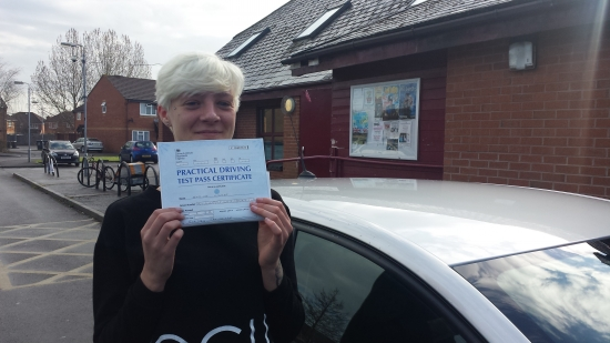 I would highly recommend Roger I passed first time He has been very patient with me I had two other instructors before Roger neither were as helpful or thorough<br /> <br /> <br /> <br /> What an awesome guy I will miss lessons with him - Passed Tuesday 5th April 2016 just FOUR driving faults