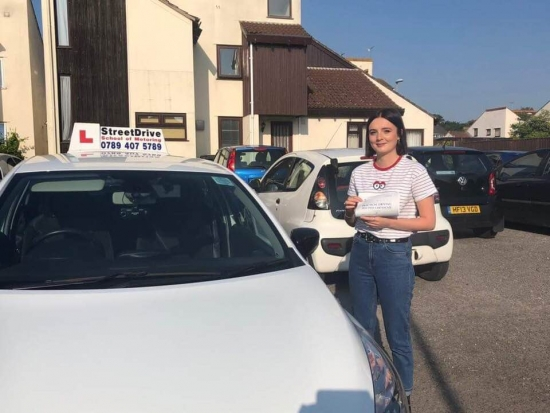 Louise was an excellent and supportive driving instructor who gave me the confidence to pass my test!! <br />
