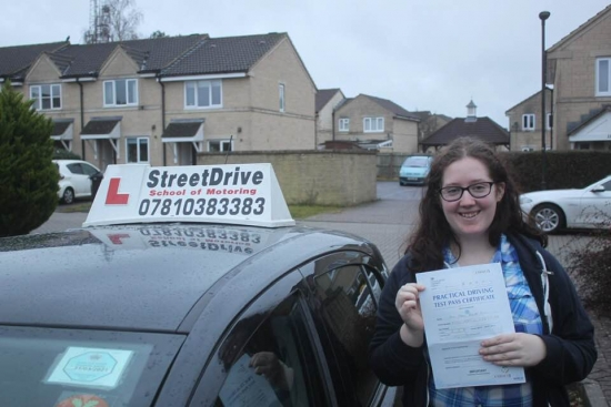 I can not fault StreetDrive (School of Motoring)! Phil was my instructor and he was so friendly and patient that it made me feel so relaxed behind the wheel. <br /> <br /> I was learning with another instructor at first, but passed with 'Phil' as my instructor. He was brilliant, would highly recommend - Passed Wednesday 16th January 2019.