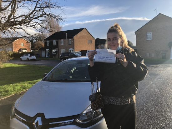 """I had a fantastic instructor """"Shaun""""!! So friendly supportive patient and brilliant at what he does.<br /> <br /> I can only highly recommend this driving school - Passed Tuesday 15th December 2020."""