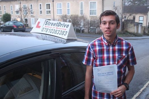 My Instructor Phil was very calm and friendly would definitely recommend<br />