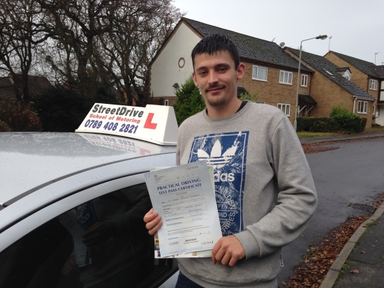 Passed 1st Attempt with ZERO Driving Faults <br /> <br /> <br /> <br /> Would like to thanks Shaun for all his time and effort in getting me passed first time with ZERO faults I really appreciate it<br /> <br /> <br /> <br /> Brilliant instructor patient and friendly with a very high pass rate I couldnacute;t have asked for a better instructor - Passed Friday 11th December 2015