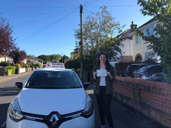 I passed with 'Louise' as my driving instructor, she was a great teacher and really helped build my confidence with driving, especially on faster roads. The references on how to park made the process a lot easier than I imagined it would be, and to pass with 4 minors is an achievement I didn't originally think I'd be capable of.<br /> <br /> 'Louise' was always professional, patient and punctual to