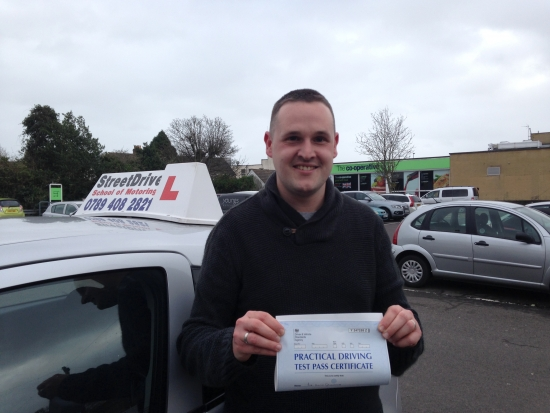 Had Shaun as my instructor for my intensive driving course amazing instructor with brilliant ways of teaching<br /> <br /> <br /> <br /> I passed 1st time with him would 100 highly recommended - Passed Monday 8th Feb 2016