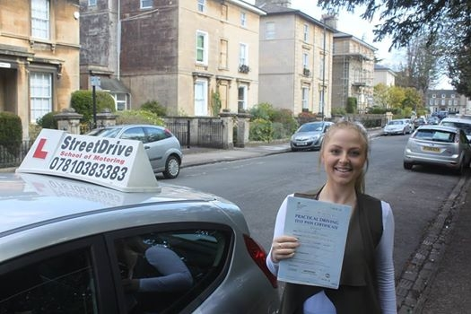 So pleased with my lessons I chose a weeks intensive course and it was better than I had expected<br /> <br /> <br /> <br /> Brilliant teacher called Phil highly recommend StreetDrive and Phil - Louise harris - 4 May 2016