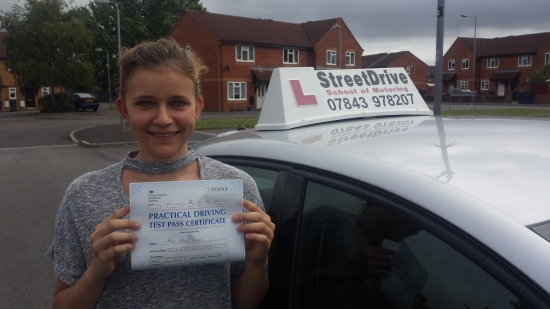 I found the service very helpful for me Roger helped me to pass my test first attempt <br /> <br /> <br /> <br /> This service has allowed me to feel confident behind the wheel and the driving tuition given was great I would highly recommend - Passed Monday 22 August 2016