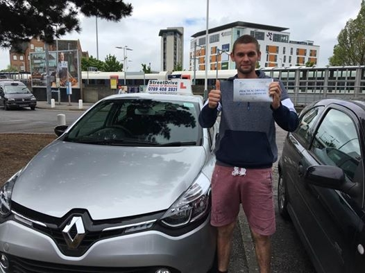 Shaun made me feel very comfortable when driving from the beginning Highly recommend him to anyone <br /> <br /> <br /> <br /> An exceedingly good patient and friendly driving instructor thank You - Passed Friday 12th May 2017