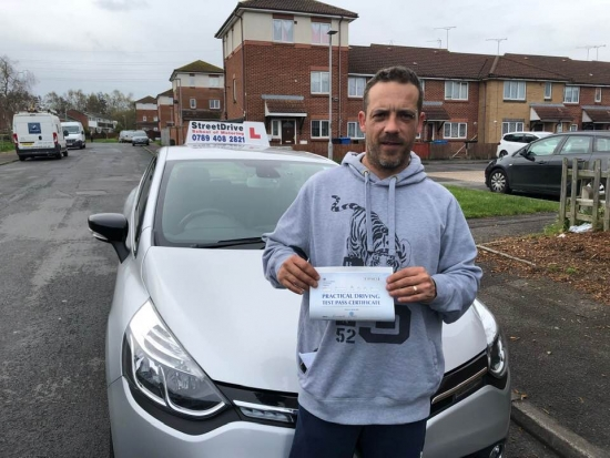 WoW, what an amazing driving instructor very helpful and informative, I wouldn´t hesitate in recommending 'Shaun' to anyone absolutely brilliant.<br /> <br /> Thanks very much for teaching me so well I managed to pass '1st time', very highly recommended - Passed Friday 5th April 2019.