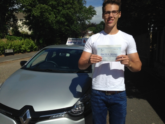 Shaun was a great instructor very clear in his explanations and always very patient He gave a lot of helpful tips and has ensured I will be a good safe driver <br />