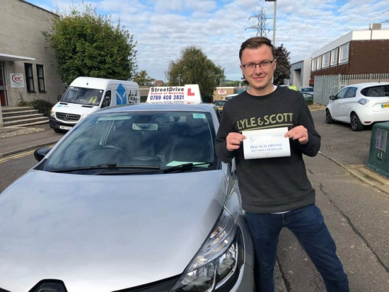 """** Passed with """"ZERO"""" Driving Faults **<br /> <br /> 'Shaun' is an excellent driving instructor with impeccable attention to detail with a real passion to teach safe driving not once did he ever make me feel pressured or overwhelmed and he was very confident in the practices he teaches.<br /> <br /> I would highly recommend this 5* driving school. He got me passed on my first attempt with 'zero' driving fault"""