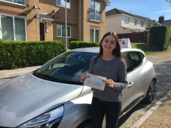 Did a 30hr intense course with Shaun, very calm and puts you at ease right away. <br /> <br /> <br /> <br /> I had never driven a car before but I passed within 1 month with 1 driving fault. Would highly recommend! - Passed Tuesday 1st may 2018.