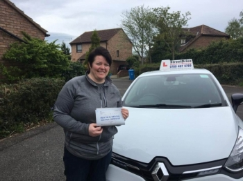 Passed with *** ZERO Driving Faults ***<br /> <br /> <br /> <br /> Can never thank Louise enough for how she helped me to get my confidence back after a bad experience with an instructor.<br /> <br /> <br /> <br /> After been told I would never pass my test I am pleased to say I passed today with zero faults. <br /> <br /> <br /> <br /> Louise was amazing I would recommend her to anyone looking to learn to drive. Thank you so much - Passed Monday 30th April 2018