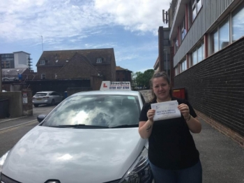 The best driving school, I&acute;ve just passed my test today first attempt with only 3 driving faults, thanks to 'Louise' my driving instructor which was really patient and helpful !<br /> <br /> I would highly recommend this school and my lovely instructor!Thank you for everything! - Passed Thursday 3rd May 2018.