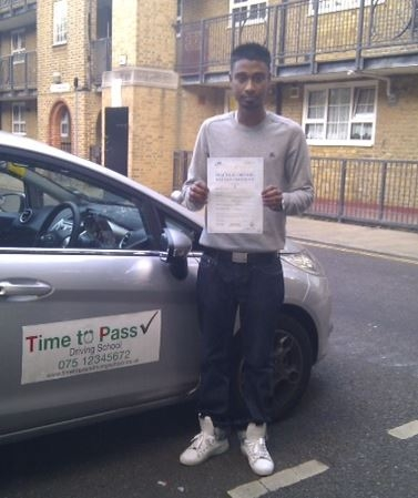 04 Wahoo I�ve passed my driving testI couldn�t have done it without Nurul He helped me keep calm and made every lesson enjoyable and a great laugh So I would recommend him amp; Time to Pass Driving School to everyone Thank you Nurul You are amazingRegards